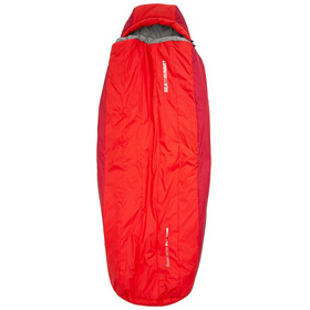 Sea to Summit BaseCamp Bt4 - Sac de couchage - Regular rouge